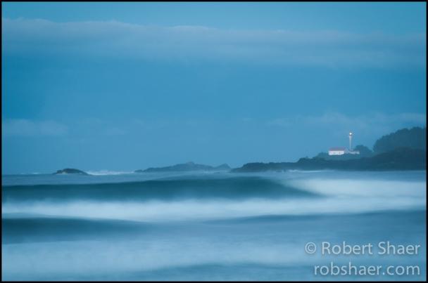 Dawn Patrol at Cox Bay
