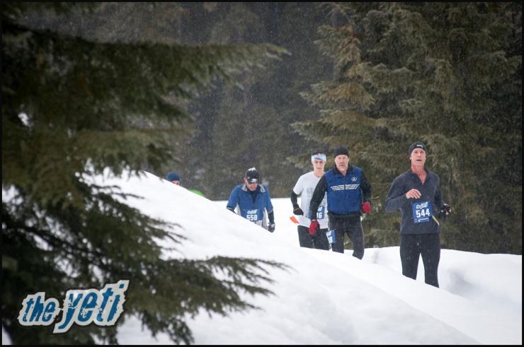2013 Yeti Snowshoe Series Whistler